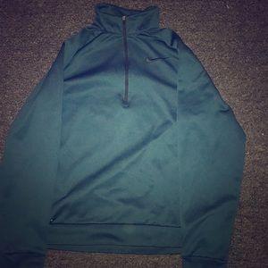 Nike hoodie less sweatshirt